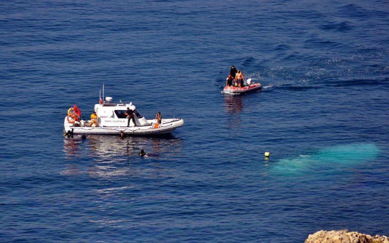 Νέο ναυάγιο με 34 νεκρούς πρόσφυγες στην Τουρκία