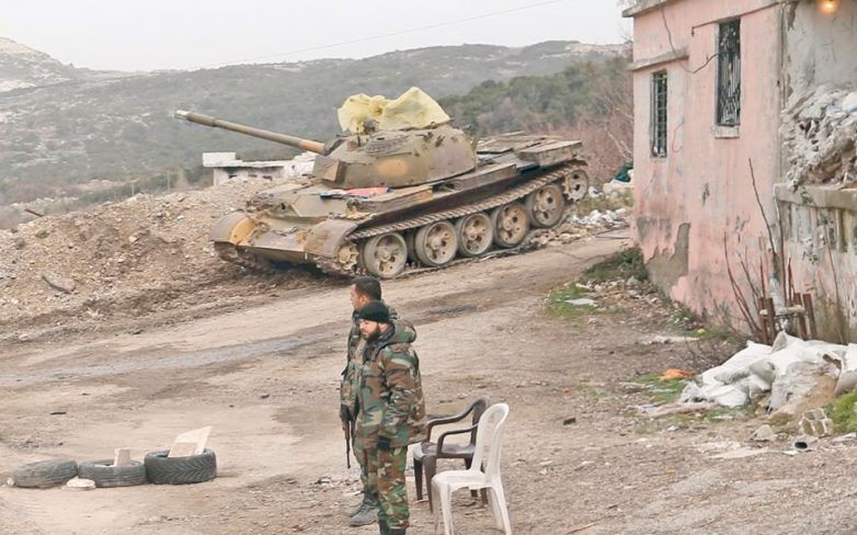 Σε μια κλωστή οι συνομιλίες για τη Συρία