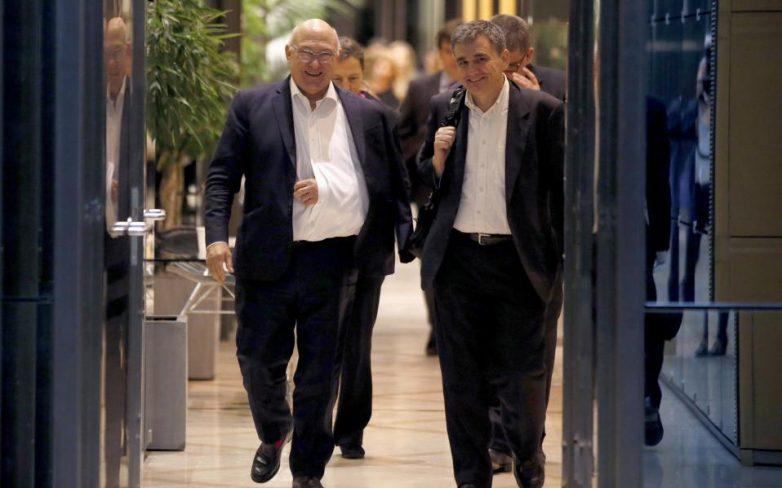 Τσακαλώτος: Υπάρχει πλέον εμπιστοσύνη στην στρατηγική της Ελλάδας