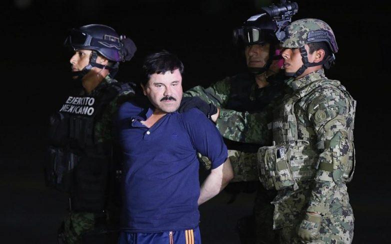 """Συνελήφθη ο βαρώνος ναρκωτικών """"Ελ Τσάπο"""" μετά από μάχη στο Μεξικό"""