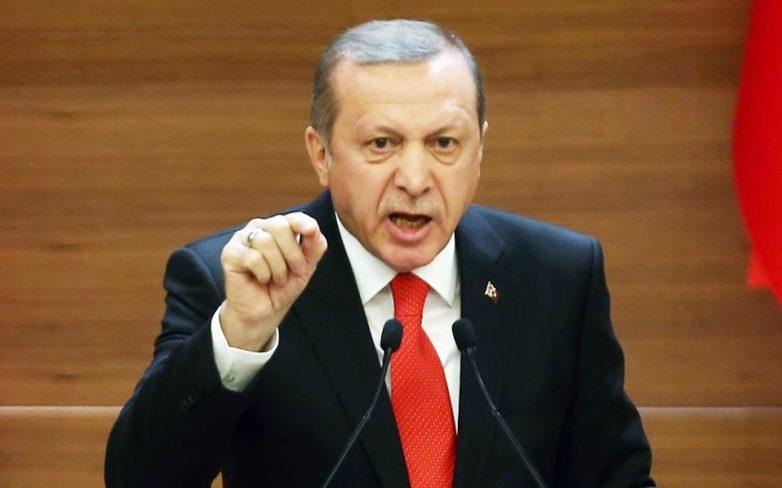 Απειλές Ερντογάν κατά πανεπιστημιακών