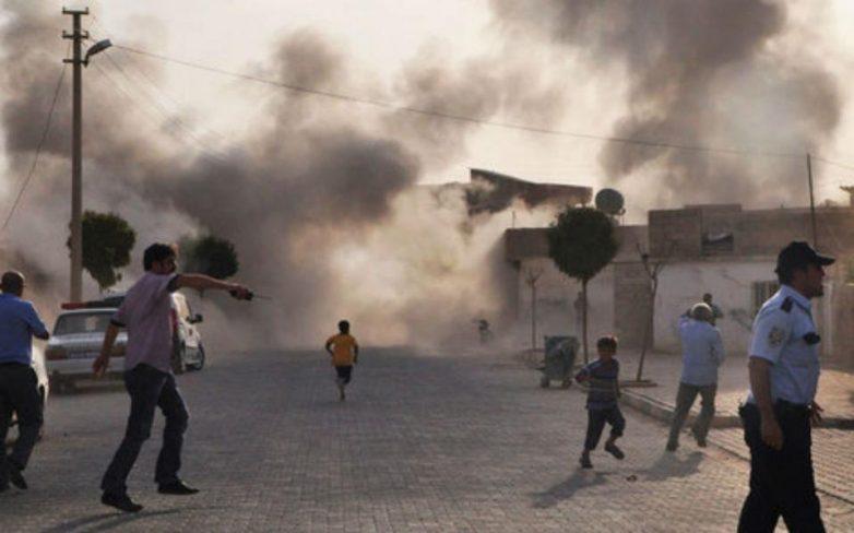 Συρία: Στους 40 οι νεκροί από τις αεροπορικές επιδρομές στη Ράκα