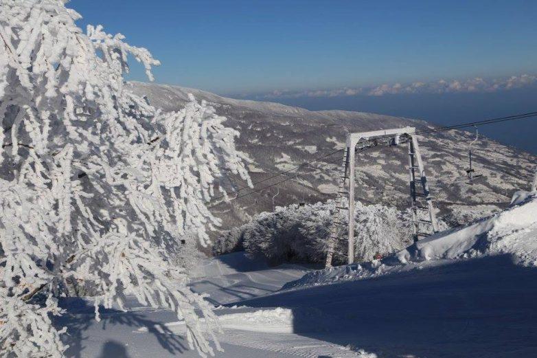 Δεν θα λειτουργήσει το Χιονοδρομικό Κέντρο Πηλίου