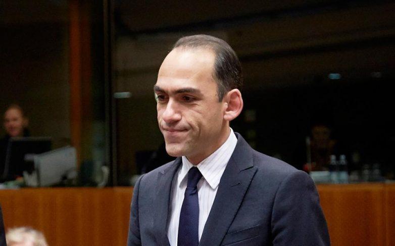 Κύπρος: Στις Βρυξέλλες ο Γεωργιάδης για την έξοδο της χώρας από τα μνημόνια