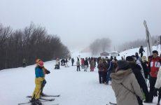 Ανοιχτό το Χιονοδρομικό στα Χάνια για τους λάτρεις των χειμερινών  σπορ