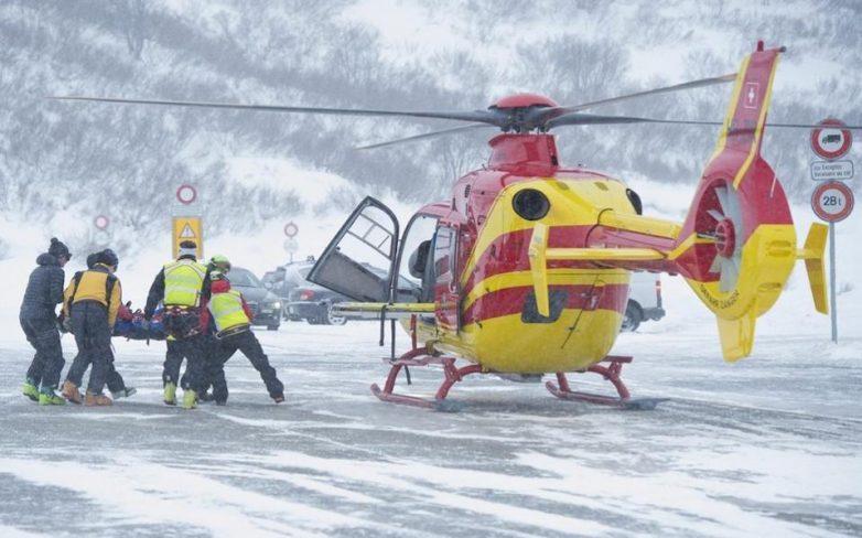 Δύο νεκροί ορειβάτες από χιονοστιβάδα στις γαλλικές Αλπεις