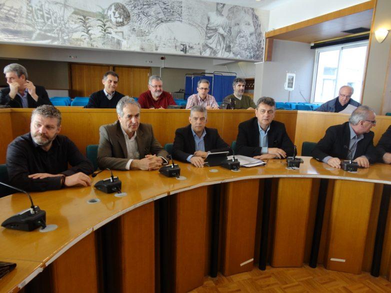 Συνεδρίαση για την επικαιροποίηση του τελικού Περιφερειακού Σχεδίου Διαχείρισης Στερεών Αποβλήτων (ΠΕΣΔΑ) Περιφέρειας Θεσσαλίας