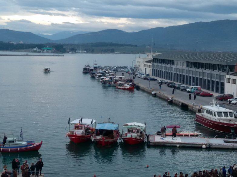 Πειραματική ερευνητική αλιεία σε Παγασητικό και Σποράδες