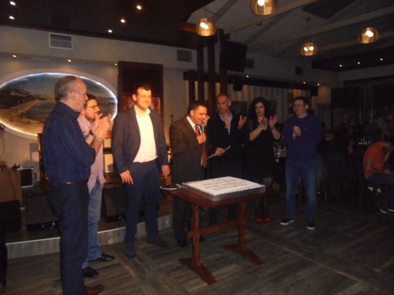 Με επιτυχία η ετήσια κοπή βασιλόπιτας του Γεωπονικού Συλλόγου Μαγνησίας