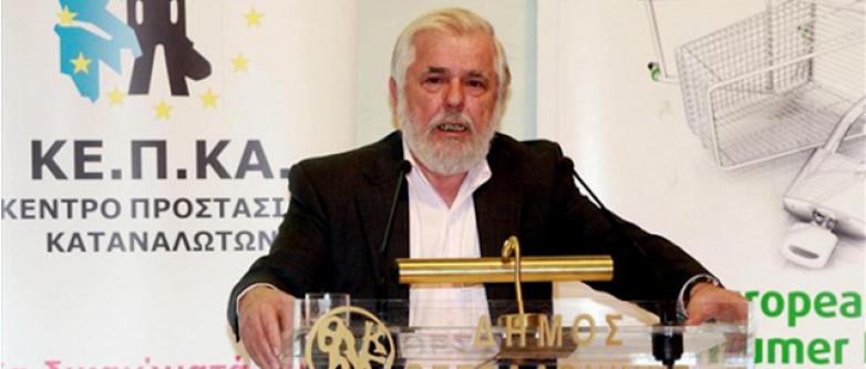 O Γιώργος Ντάσης,πρόεδρος της ΕΟΚΕ, συναντά τον Προκόπη Παυλόπουλο, πρόεδρο της Ελληνικής Δημοκρατίας