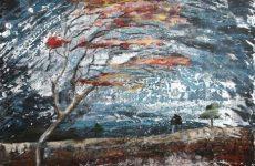Παρατείνεται η έκθεση ζωγραφικής της Όλγας – Μαρίας