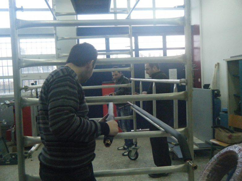 Εξετάσεις πρακτικής Τεχνικών Επαγγελμάτων στην Περιφέρεια Θεσσαλίας