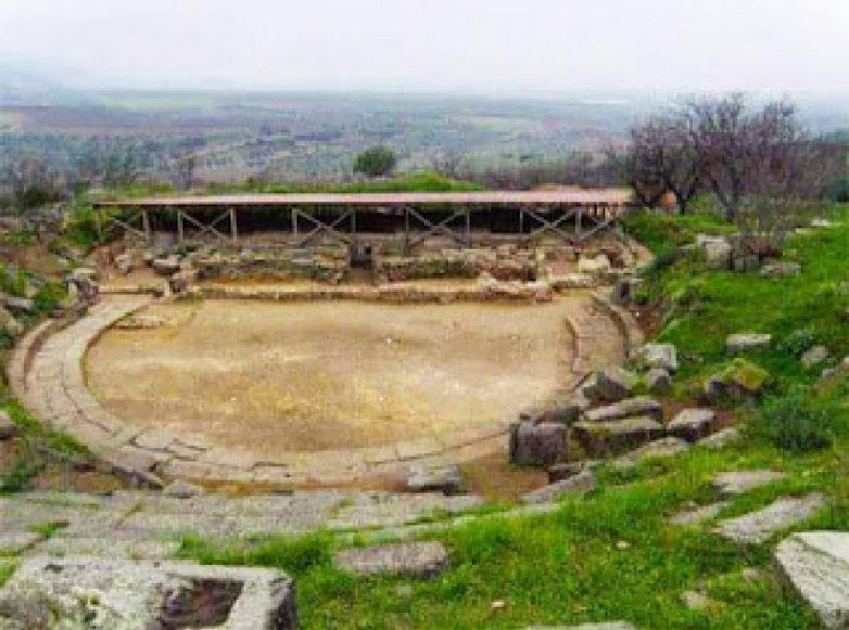 Κινηματογράφηση σε αρχαιολογικούς χώρους και στη Μαγνησία για παραγωγή ντοκιμαντέρ