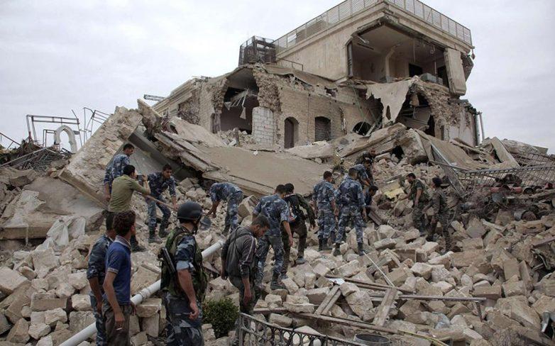 Ανεξέλεγκτες διαστάσεις παίρνει το Συριακό