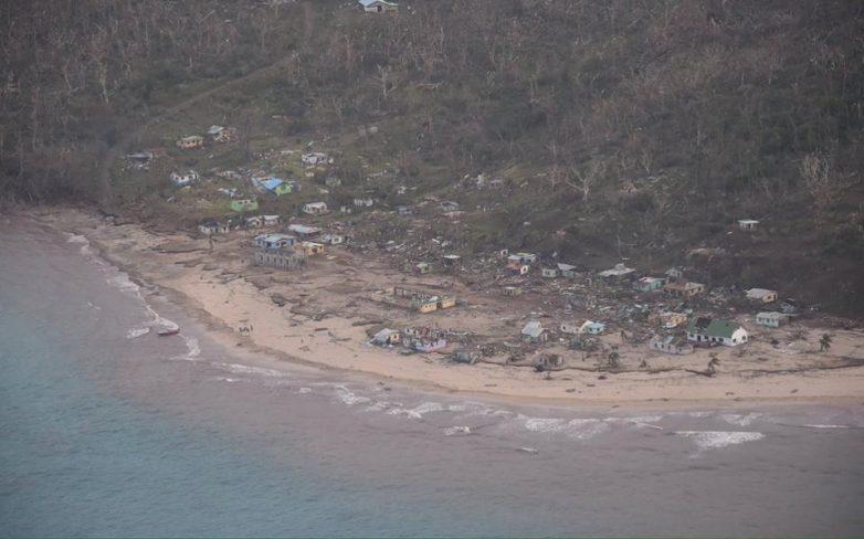 Φίτζι: Τουλάχιστον 29 νεκροί από τον κυκλώνα Ουίνστον