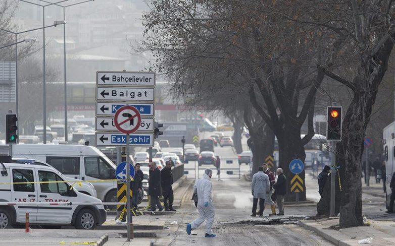 Διαψεύδουν οι Κούρδοι τις κατηγορίες Νταβούτογλου για τις επιθέσεις στην Αγκυρα