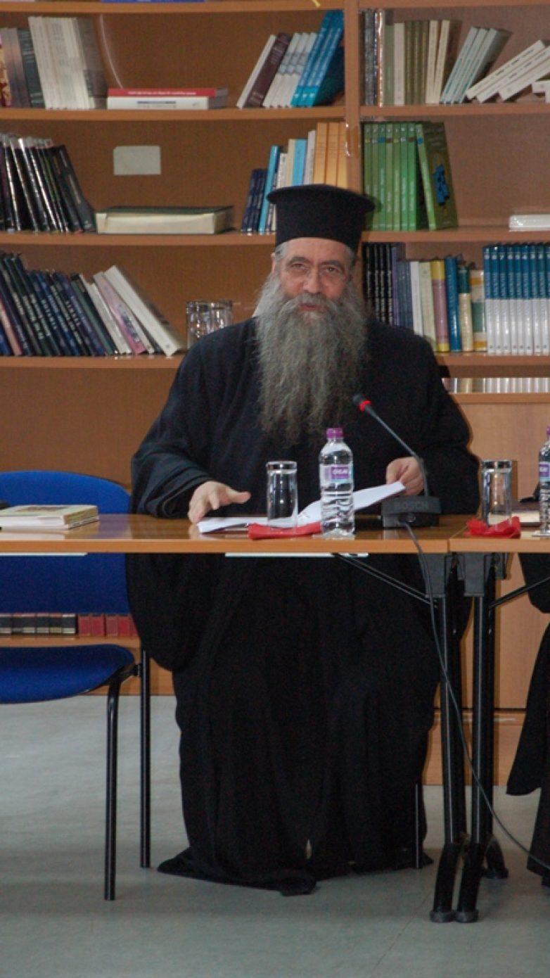 Ιερατική Σύναξη για την αίρεση των Πεντηκοστιανών