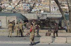 Νέα επίθεση αυτοκτονίας στην Καμπούλ