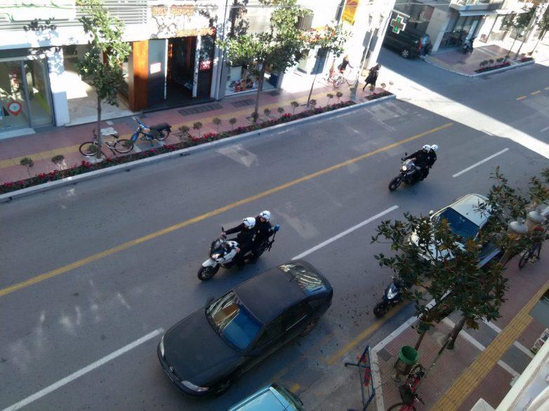 Σύλληψη Ρουμάνου και Γεωργιανού στο Βόλο