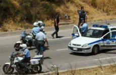 Αστυνομικοί έλεγχοι  χθες στη Θεσσαλία