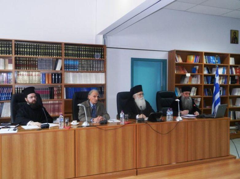 Η πλάνη των Πεντηκοστιανών στην 5η Ιερατική Σύναξη της Ιεράς Μητροπόλεως Δημητριάδος