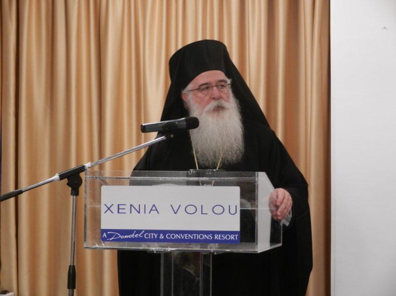 Δημητριάδος Ιγνάτιος: «Δεν υπάρχει κανένα ζήτημα αυτονομίας των Νέων Χωρών – Η Σύνοδος σφραγίζει τη ζωή της Εκκλησίας»