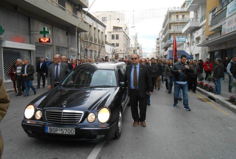 Παράνομα γραφεία καταγγέλλει η  Ένωση  Λειτουργών Γραφείων Κηδειών Ελλάδος