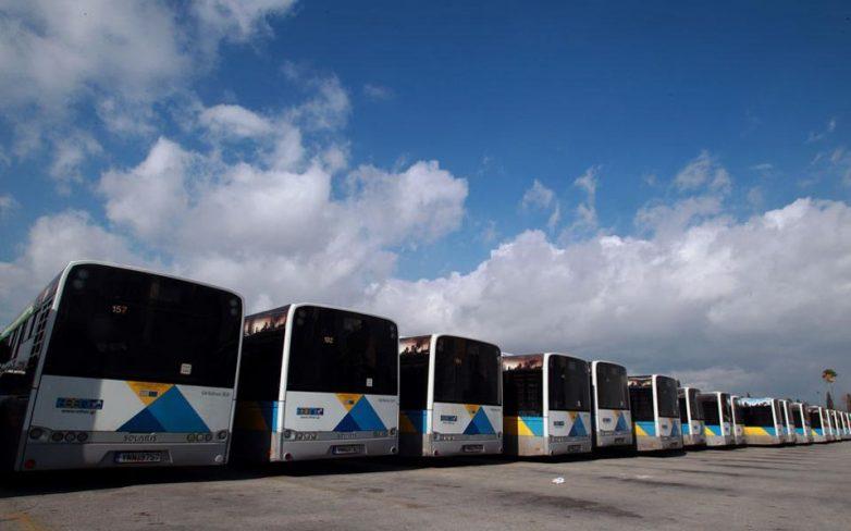 Χωρίς λεωφορεία, τρόλεϊ, μετρό, ηλεκτρικό και τραμ σήμερα από 11:00 έως 16:00