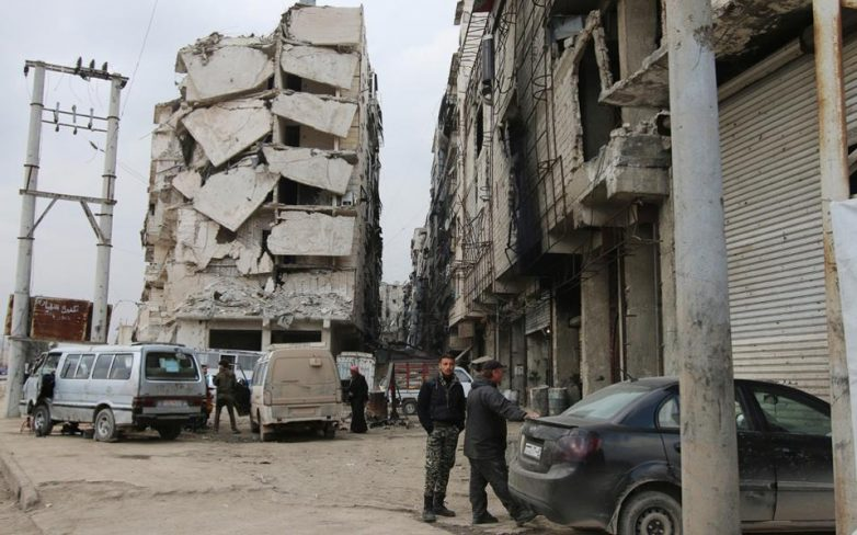 Εκρηκτική ατμόσφαιρα στο Συριακό