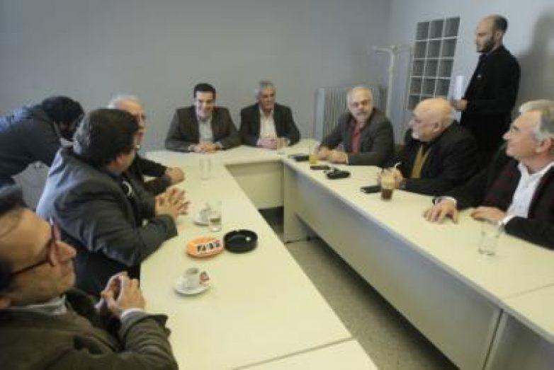 Συνάντηση Οικολόγων Πράσινων – ΣΥΡΙΖΑ
