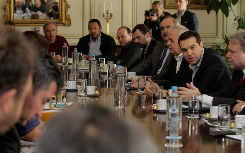 Σε διάλογο με την κυβέρνηση τα αιτήματα των αγροτών