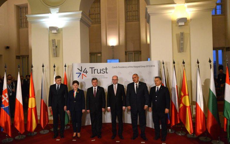 Εναλλακτικό σχέδιο προωθούν οι χώρες του Βίζεγκραντ