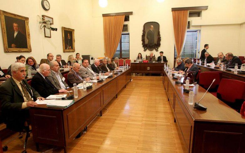 Αποβολή βουλευτών της Χ.Α. για ακραία συμπεριφορά στη Βουλή