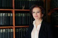 Η Μαρίνα  Χρυσοβελώνη για την επέτειο αποκατάστασης της δημοκρατίας