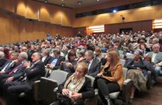 Στο Μέγαρο Μουσικής για το «Αρχαίο Θέατρο των Φθιωτίδων Θηβών» μίλησε ο περιφερειάρχης Θεσσαλίας