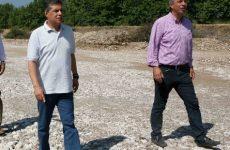Βελτιώνεται  ο  δρόμος από την Κρύα Βρύση έως τη Γλυκομηλιά Καλαμπάκας