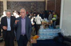 Διευκρινήσεις  υπουργού για  ενδεχόμενη μεταφορά προσφύγων στο λιμάνι του Βόλου