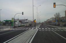 Στην κυκλοφορία η κεντρική αρτηρία της λεωφόρου Καραμανλή