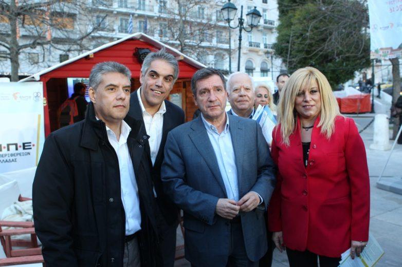 Ολοκληρώθηκαν οι αποκριάτικες εκδηλώσεις  «Μια Μικρή Ελλάδα στην Αθήνα»