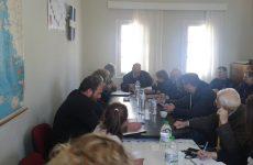 Αϊδίνι, Μικροθήβες και Ν. Αγχίαλο επισκέφθηκε η δημοτική αρχή