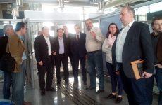 Στην Κρακοβία  η πρώτη προώθηση του Αεροδρομίου Κεντρικής Ελλάδας