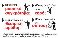 Προετοιμασία για  οργάνωση  φεστιβάλ από μαθητικές οργανώσεις της ΚΝΕ
