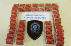 Συνελήφθη για παραβίαση  νομοθεσίας περί βεγγαλικών, φωτοβολίδων και παιδικών αθυρμάτων