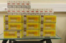 Συνελήφθη στη Μαγνησία με 3.000  πακέτα αφορολόγητων τσιγάρων