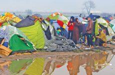 Εκρηκτική η κατάσταση στην Ειδομένη