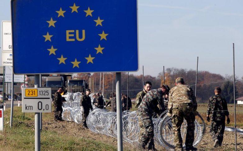 Σλοβενία, Σερβία κλείνουν τη βαλκανική οδό