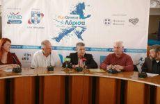 Το 1ο Run Greece για το 2016 στη Λάρισα στις 27 Μαρτίου