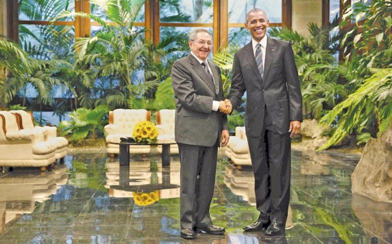 Νέα εποχή στις σχέσεις ΗΠΑ – Κούβας