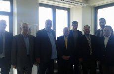 Συνάντηση δημοτικής αρχής με το Γερμανό πρόξενο στη Θεσσαλονίκη