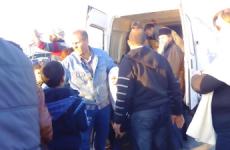 Ο «ΕΣΤΑΥΡΩΜΕΝΟΣ» κοντά στους πρόσφυγες του Αερινού